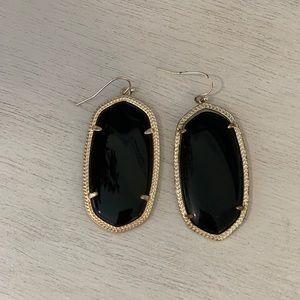 Kendra Scott Jewelry - Black Kendra Scott earrings!